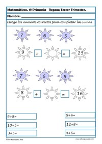 matematicas primero primaria 04