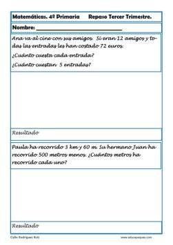 matemáticas cuarto primaria 08