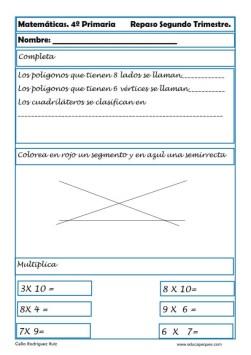 matemáticas cuarto primaria 26