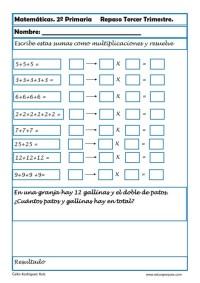 matematicas segundo primaria12