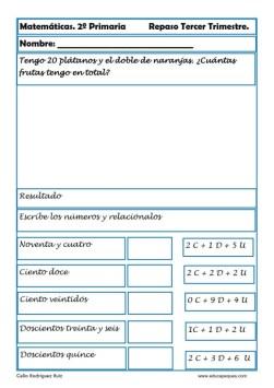 matematicas segundo primaria16