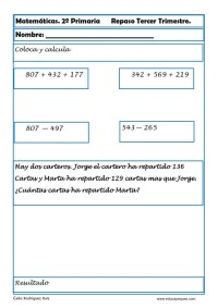 matematicas segundo primaria20