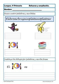 aprender repasar lengua primaria 06
