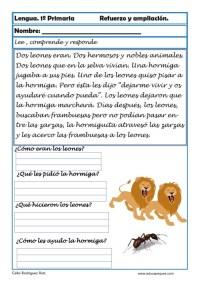 aprender repasar lengua primaria 23