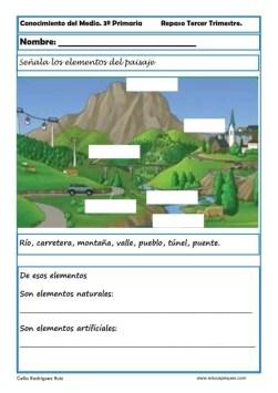 conocimiento del medio primaria 07