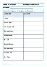 Inglés primaria 08
