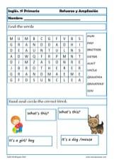 Inglés primaria 10