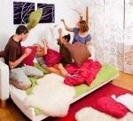 Pactar con los hijos las normas de casa