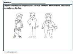 infantil las profesiones_017