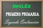 Ingles 1 Primaria 2