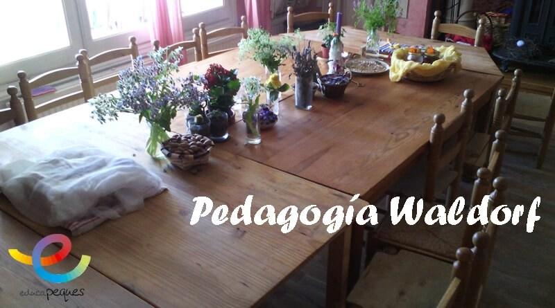 pedagogía Waldorf