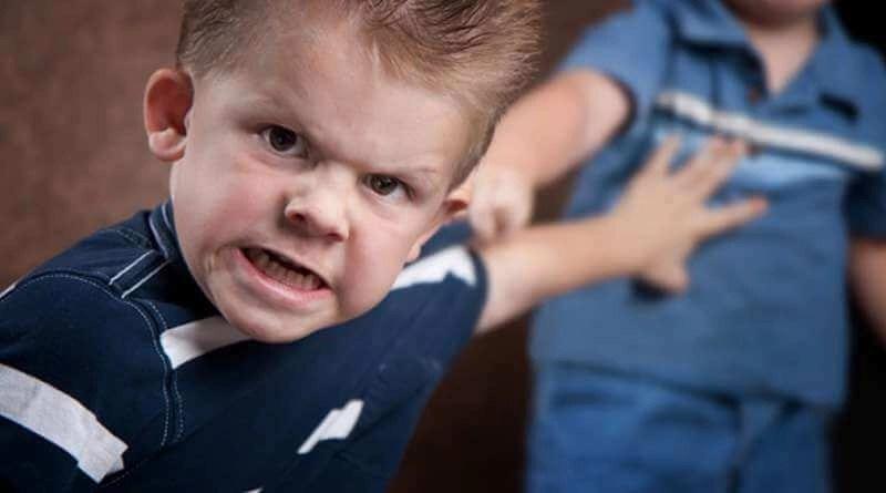 bullyng niños violentos