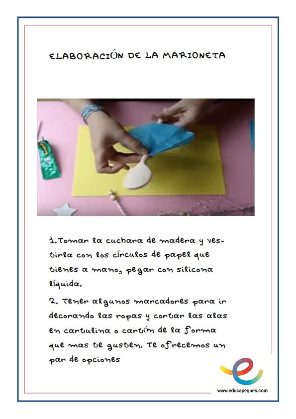 Fichas- Manualidades y fichas de trabajos e ideas para trabajar con Hadas y Duendes_003