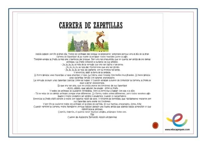 Fichas- cuentos infantiles y dramatización 001