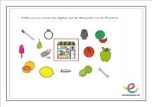 Ficha ejercicios de pensamiento logico matematico