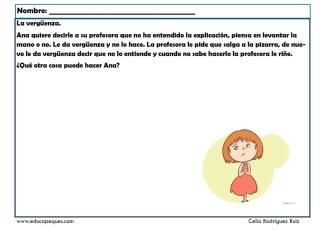 fichas para niños comunicación 11