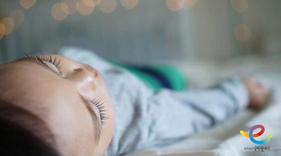 la siesta en los niños