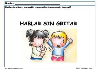 niños responsables 11