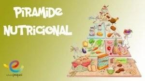 Pirámide alimenticia en niños