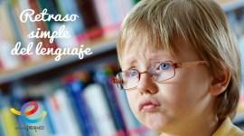 retraso simple del lenguaje, retraso del lenguaje, trastornos del lenguaje, dificultades del lenguaje