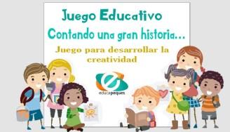 juegos de creatividad, juegos didácticos, juegos educativos, juegos para niños, actividades para el aula