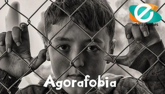 Sepamos lo que es la agorafobia en niños