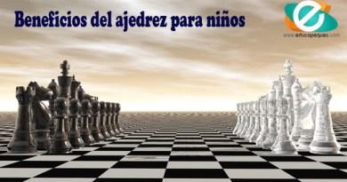 Ajedrez: Todos los beneficios del ajedrez para niños