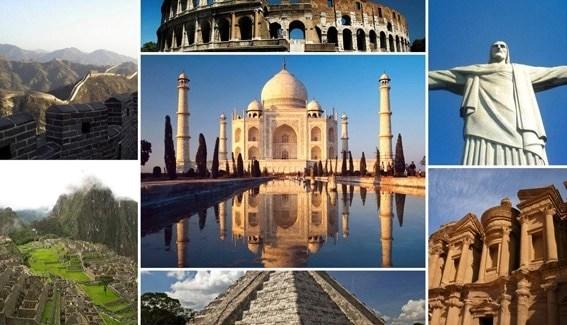 Las 7 maravillas del mundo