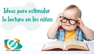estimular la lectura infantil