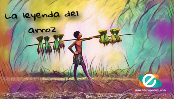 La leyenda del arroz
