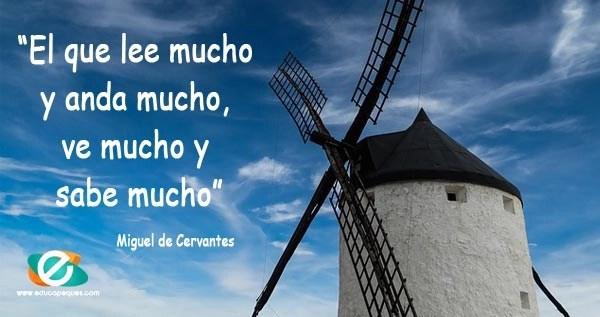 Frases celebres Miguel de Cervantes