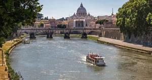 Paseo por el Tiber