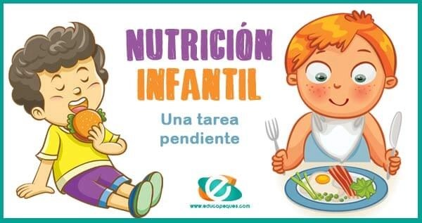 pautas de nutrición infantil