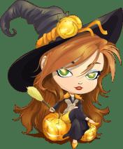 Bruja 3 halloween