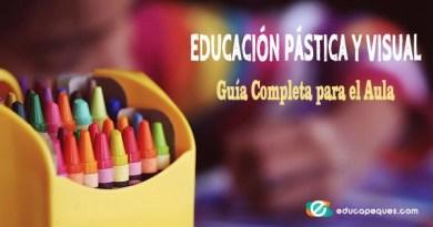 Educación plástica y visual © 2019 ▷ Guía Completa para el Aula