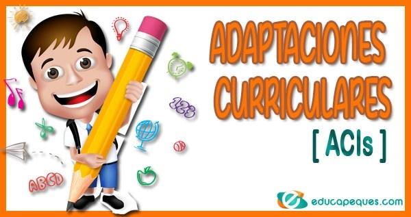 Adaptaciones Curriculares