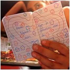cartas de San Valentin