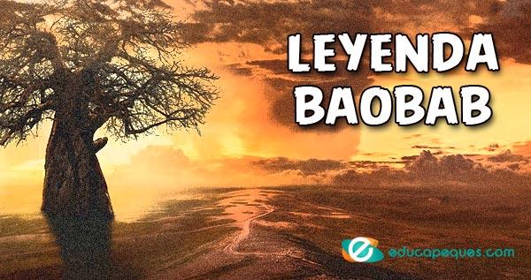 Leyenda de El Baobab