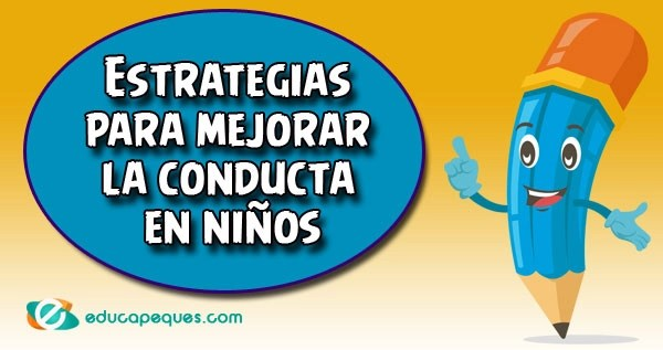estrategias de conducta