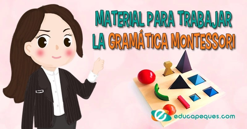 gramática Montessori