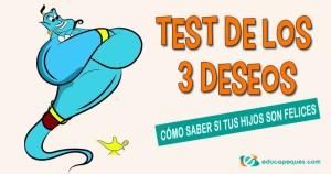 test de los tres deseos