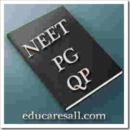 NEET PG (AIPGMEE) Question Paper