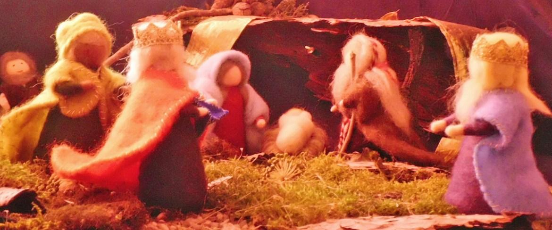 Slider presepe lana
