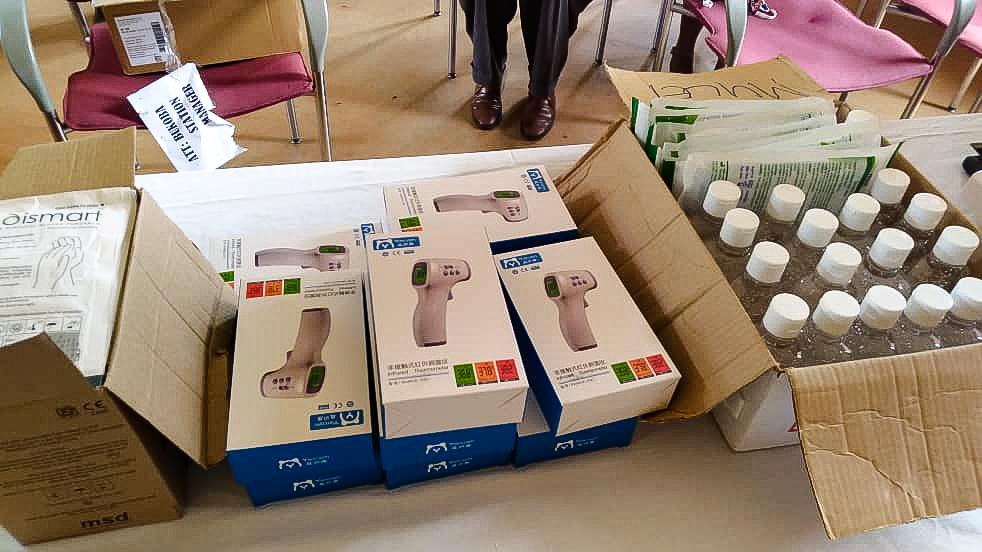 Temperature Device Boxes