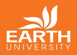 Earth University Logo