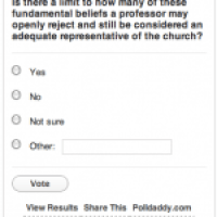 Defining Adventism: A poll