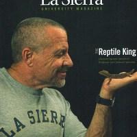 The Reptile King