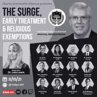 """Review of """"The Surge"""" with Dr. Lela Lewis and Friends"""