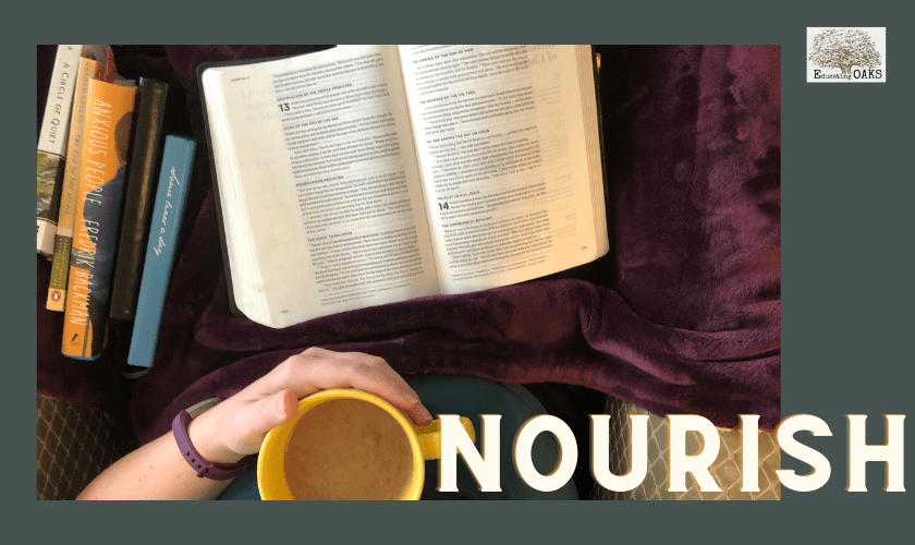 Nourishing Ourselves: Cultivating Good Habits