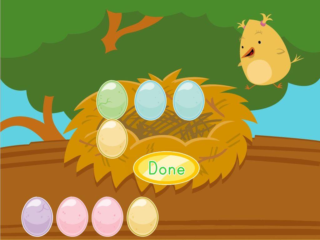 Adding Eggs With Birdee Game